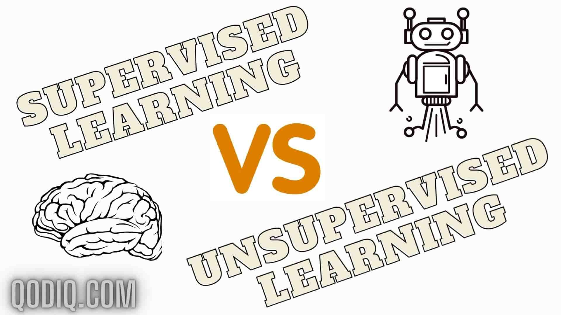 Read more about the article Supervised Learning Vs Unsupervised learning. Key Differences with Examples.