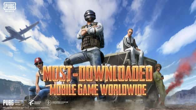 Players Battle Unknown PubG for mobile