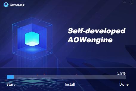 Install GameLoop Emulator